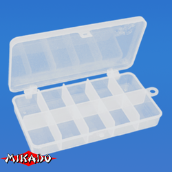 Коробочка рыболовная Mikado ABM 017 (17.7 x 9.4 x 2.9 см.)