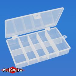 Коробочка рыболовная Mikado ABM 020 (18.0 x 10.9 x 3.0 см.)