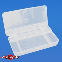Коробочка рыболовная Mikado ABM 021 (20.9 x 10.7 x 4.3 см.)