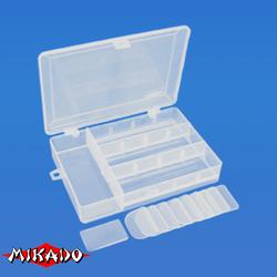 Коробочка рыболовная Mikado ABM 022 (18.9 x 13.4 x 3.7 см.)