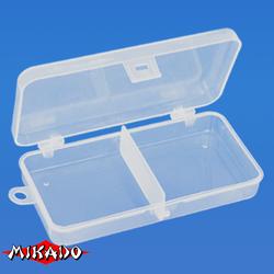 Коробочка рыболовная Mikado ABM 027 (13.3 х 6.8 x 2.5 см.)