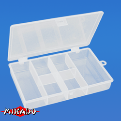 Коробочка рыболовная Mikado ABM 028 (18.0 х 10.9 x 3.1 см.)
