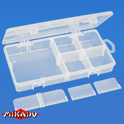 Коробочка рыболовная Mikado ABM 038 (20.8 x 10.8 x 3.3 см.)