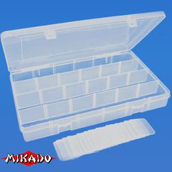 Коробка рыболова Mikado ABM 309 (35.5 x 22 x 4.8 см.)