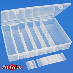 Коробка рыболова Mikado ABM 313 (31.5 x 21.4 x 5 см.)