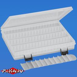 Коробка рыболова Mikado UAC-E001 (25 x 18 x 3.8 см.)