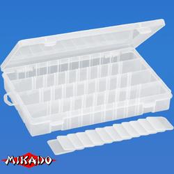 Коробка рыболова Mikado UAC-E002 (27.5 x 18 x 4.3 см.)