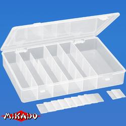 Коробка рыболова Mikado UAC-E003 (31.5 x 21.5 x 5 см.)