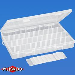 Коробка рыболова Mikado UAC-E004 (35.5 x 22 x 4.7 см.)