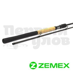 "Удилище фидерное ZEMEX ""IRON"" Flat Method Feeder 13 ft до 140,0 гр."