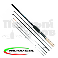 Удилище фидерное GENESIS PRO 12FT FEEDER ROD - 3 PIECE (3.6M)