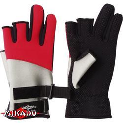 Перчатки неопреновые Mikado UMR-01, р-р L