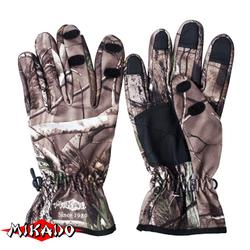 Перчатки рыболовные Mikado UMR-07, р-р XL