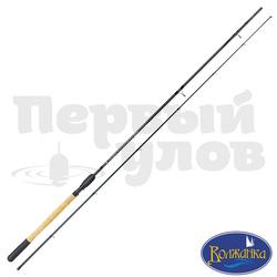 Volzhanka Pro Sport Dumchev 11ft 40+ 3.3м удилище фидер (2секции+3) тест 40+гр