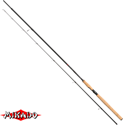 Спиннинг штекерный Mikado DA VINCI PIKE 240 (тест 5-25 г)