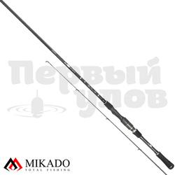 """Спиннинг штекерный """"Mikado"""" BLACK STONE DROP SHOT 240 (тест 5-24 г)"""