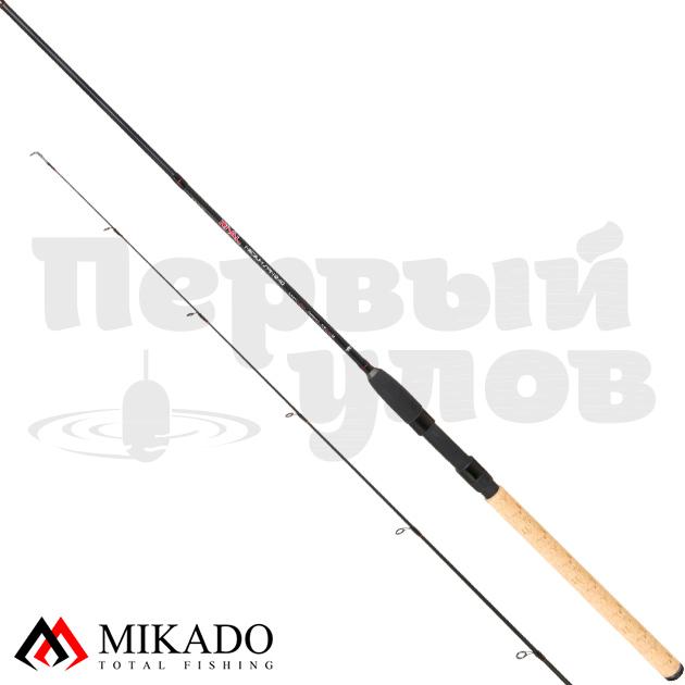 Спиннинг штекерный Mikado RIVAL MEDIUM Spin 240 (тест 5-25г)