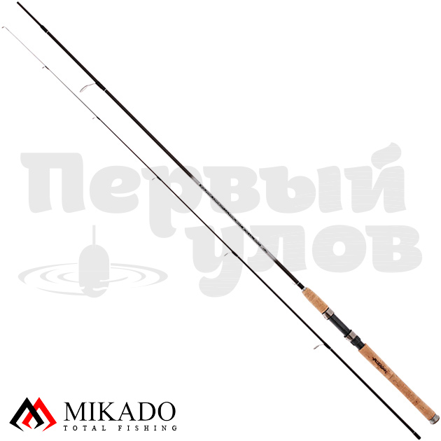 Спиннинг штекерный Mikado SQUARE CARBON Ultralight Spin 300 (до 21 г)