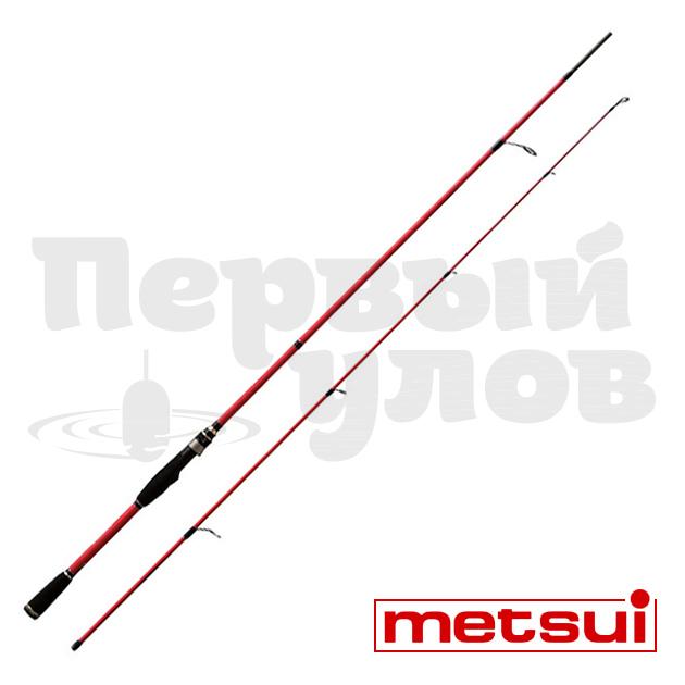 Спиннинг METSUI REFLEX 802M 2,44 м. 6-25 g