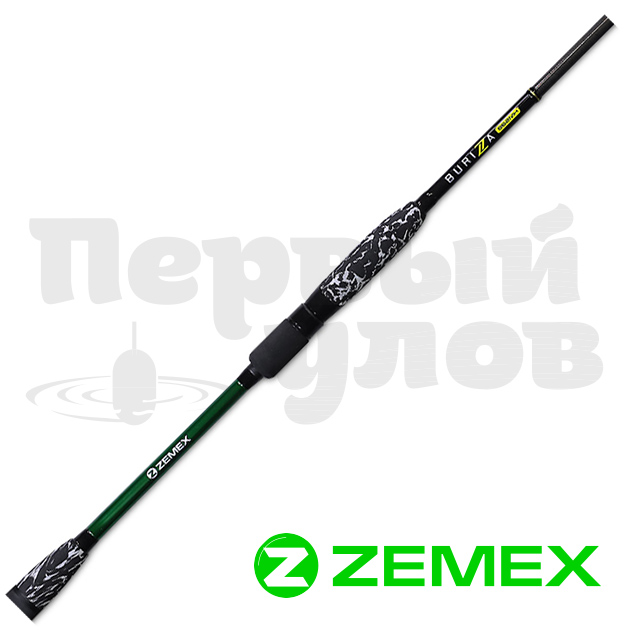 Спиннинг ZEMEX BURIZA 802ML 2,44 м. 5-18 g