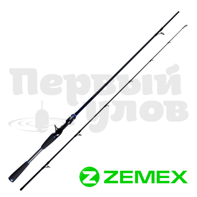 Спиннинг ZEMEX BASS ADDICTION C-702M 2,13 м. 5-25 g NEW 2018